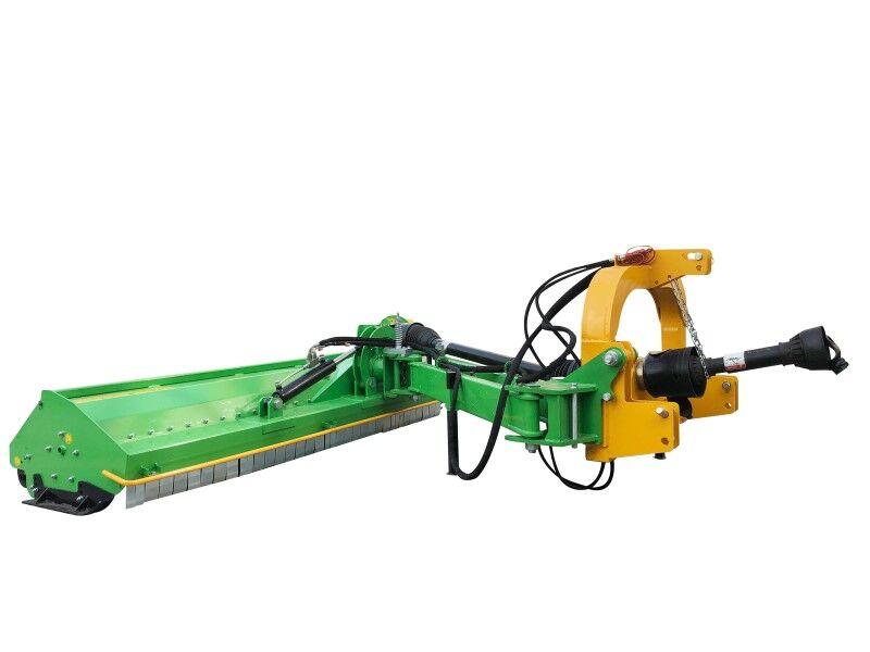 Bowell BCRS-180 nagy teherbírású padkakasza