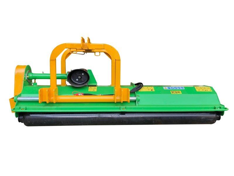 Bowell BCS-180 profi kitolható tolt és vontatott szárzúzók