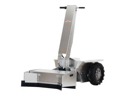 Westermann CMA 800 elektromos önjáró takarítógép