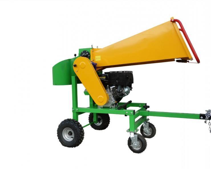 Ágaprítók - Victory GBL-1500 benzinmotoros ágdaraboló