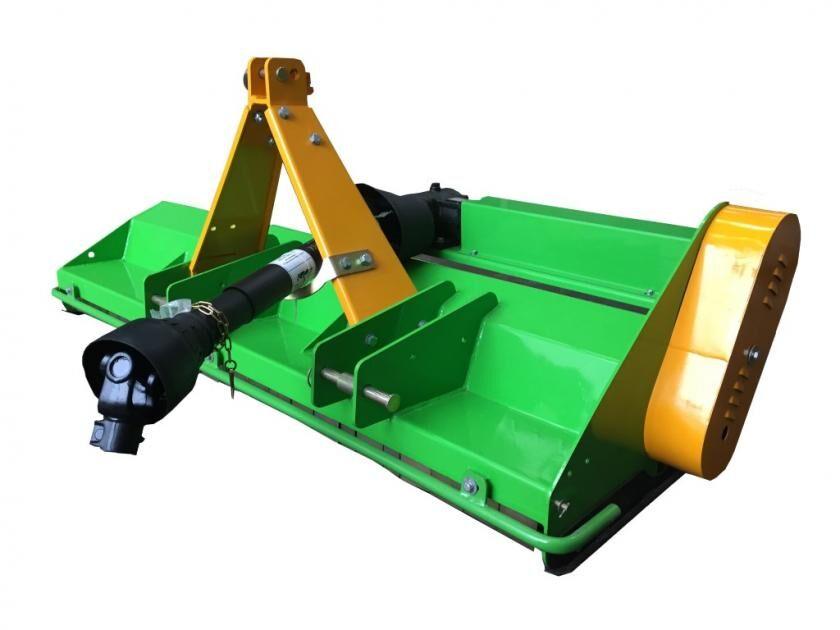 Szárzúzók - Bowell EF-95 könnyű kivitelű vontatott szárzúzó