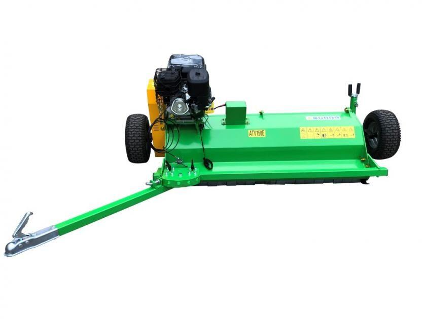 Bowell ATV-150 szárzúzó
