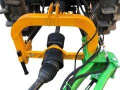 Bowell BCRS-220 nagy teherbírású padkakasza