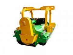 Bowell BCS-160 profi kitolható tolt és vontatott szárzúzó
