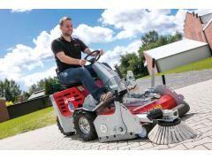 Westermann Cleanmeleon 2 elektromos önjáró multifunkciós takarítógép