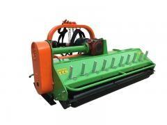Bowell MFZ-155 profi kitolható vontatott szárzúzó