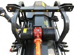Bowell BCS-180 profi kitolható tolt és vontatott szárzúzó