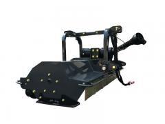 Bowell BCS-200 profi kitolható tolt és vontatott szárzúzó
