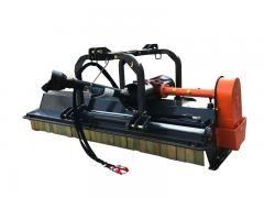 Bowell BCS-220 profi kitolható tolt és vontatott szárzúzó