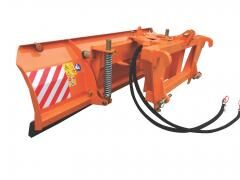 Bowell SP 1400 Hidraulikus hótolólap